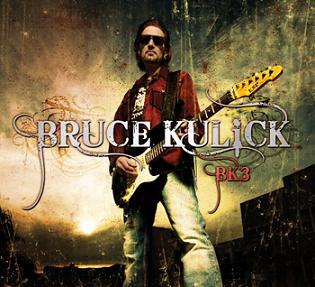 <i>BK3</i> (album) 2010 studio album by Bruce Kulick
