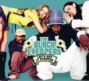 Lets Get It Started 2004 single by The Black Eyed Peas