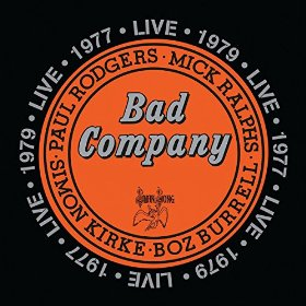 <i>Live in Concert 1977 & 1979</i> 2016 live album by Bad Company