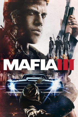 Mafia 3 Box Art