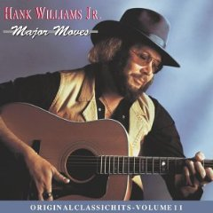 <i>Major Moves</i> album by Hank Williams, Jr.