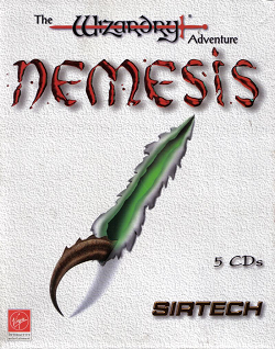 <i>Nemesis: The Wizardry Adventure</i> 1996 video game