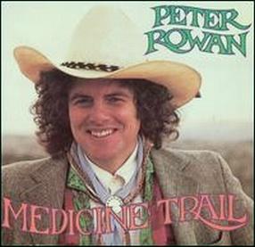 <i>Medicine Trail</i> album by Peter Rowan