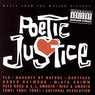 <i>Poetic Justice</i> (soundtrack) 1993 soundtrack album by Various artists