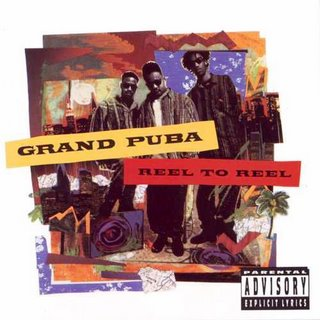 <i>Reel to Reel</i> 1992 studio album by Grand Puba