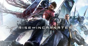 Picture of a game: Rise Of Incarnates