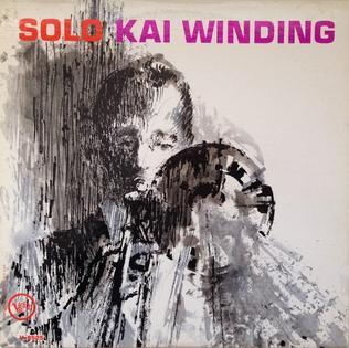 <i>Solo</i> (Kai Winding album) 1963 studio album by Kai Winding