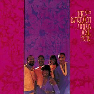 Image result for the 5th dimension albums stone soul picnic