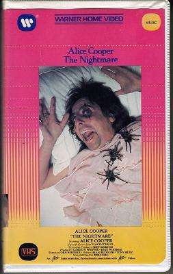 Alice Cooper: The Nightmare artwork