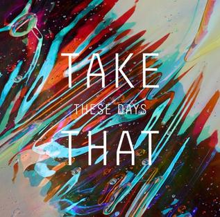 Take That - These Days (studio acapella)