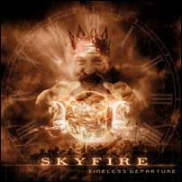 <i>Timeless Departure</i> 2001 studio album by Skyfire