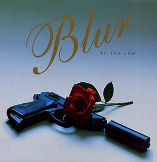 翻唱歌曲的图像 To the End 由 Blur