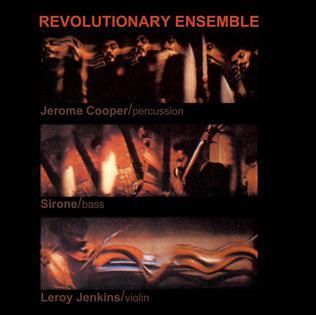 <i>Vietnam</i> (Revolutionary Ensemble album) 1972 live album by Revolutionary Ensemble
