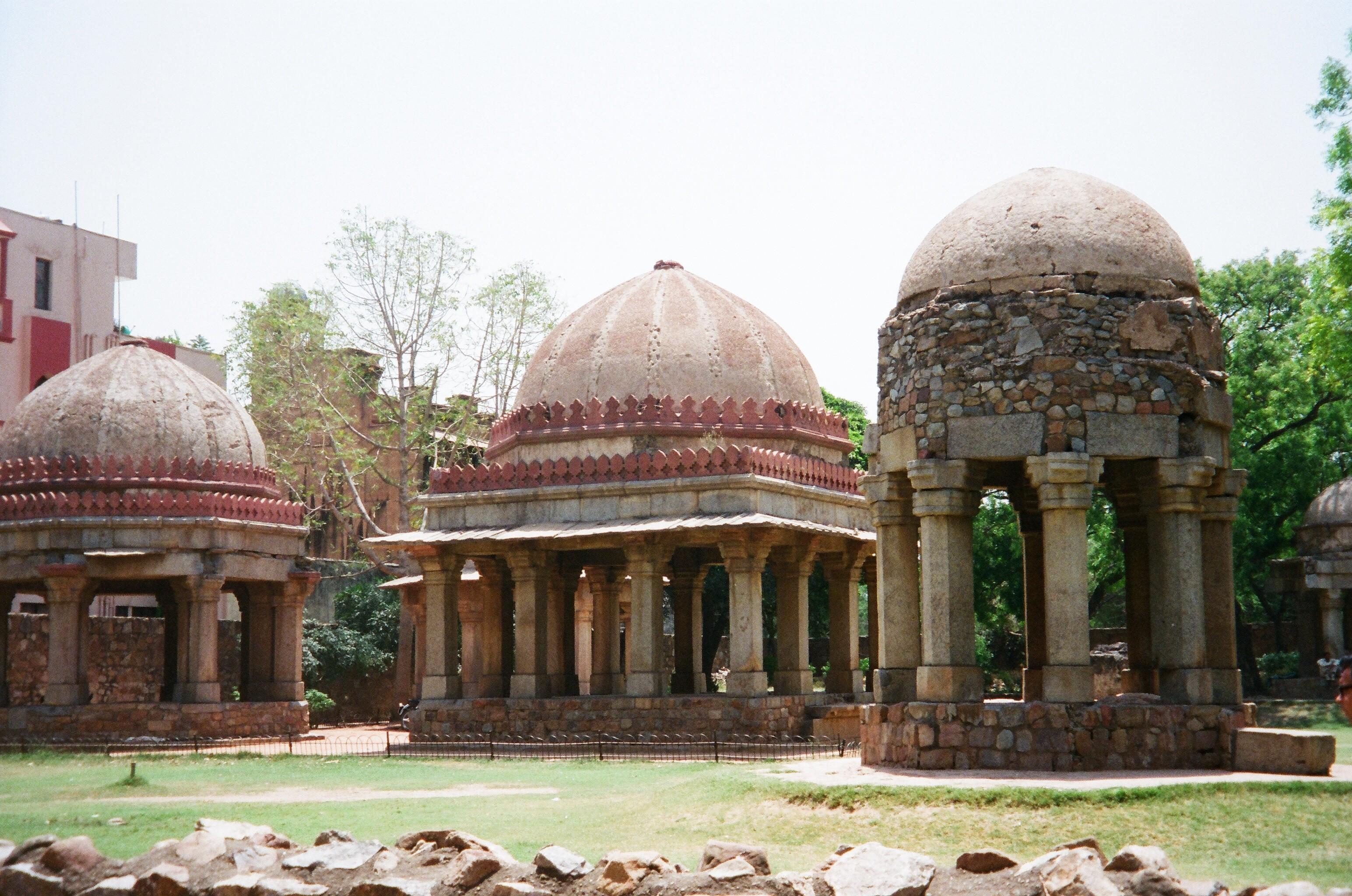 Image result for hauz khas monuments