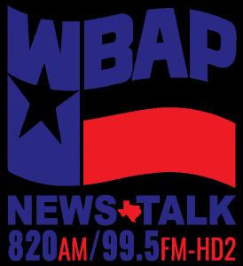 WBAP (AM) clear-channel news/talk radio station in Fort Worth, Texas, United States
