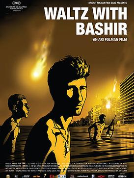 Picture of a movie: Waltz With Bashir