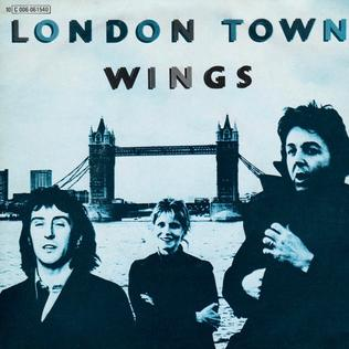 London Town (Wings song) song by Wings