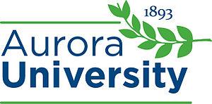 A%2faa%2faurora university logo