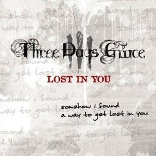 lost in you three days grace song wikipedia. Black Bedroom Furniture Sets. Home Design Ideas