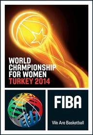 Светско првенство  кошаркашица. - Турскa 2014. 2014_FIBA_World_Championship_for_Women