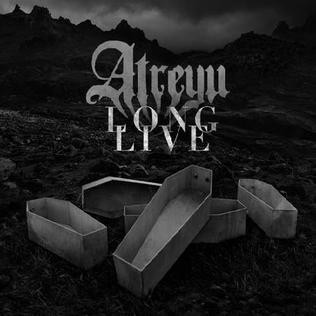 <i>Long Live</i> (Atreyu album) 2015 studio album by Atreyu