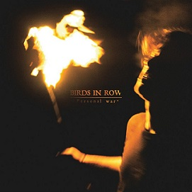 <i>Personal War</i> 2015 EP by Birds in Row