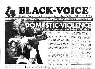 black voice newspaper Nov 2015  By Ebony Slaughter-Johnson | Special to Equal Voice News on  days to make  certain changes to improve the experience of Black students.