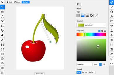 Boxy SVG app