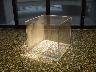 the works of the conceptual artist hans haacke Famous art and artists in conceptual art with analysis of achievements and overall the absent drawing is a conceptual work avant la artist: hans haacke.