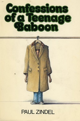 <i>Confessions of a Teenage Baboon</i> novel by Paul Zindel