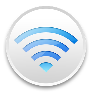 Apple AirPort Wireless Logo