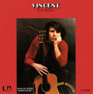 Vincent (song) - Wikipedia