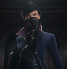 Emily Kaldwin fictional character of the Dishonored series