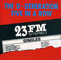 Five in a Row (1989 song) 1989 single by The D-Generation