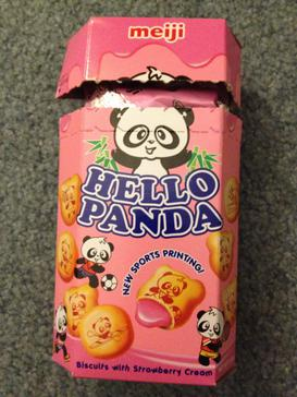 Gambar Hello Panda