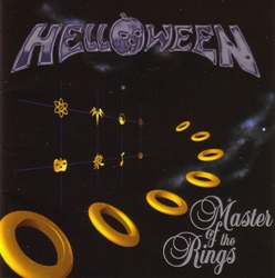 <i>Master of the Rings</i> 1994 studio album by Helloween