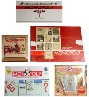 History of the board game Monopoly - Wikipedia