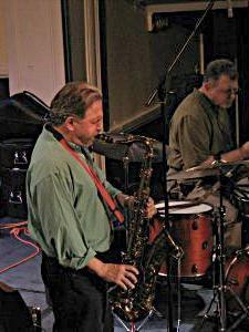Jerry Bergonzi American jazz musician