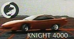 Image of the Knight 4000 in an in-film presentation[2]