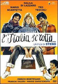 <i>LItalia sè rotta</i> 1976 film by Stefano Vanzina