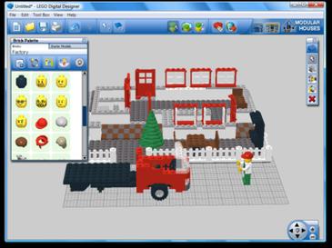 Скачать Программу Lego Digital Designer img-1