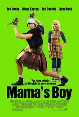 Film poster for Mama's Boy - Copyright 2007, W...