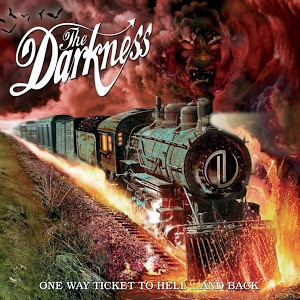 <i>One Way Ticket to Hell... and Back</i> 2005 studio album by The Darkness