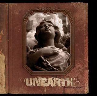 <i>Our Days of Eulogy</i> 2005 compilation album by Unearth
