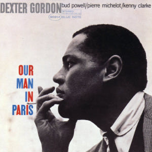 <i>Our Man in Paris</i> 1963 studio album by Dexter Gordon