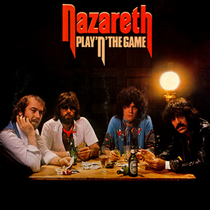 <i>Play n the Game</i> 1976 studio album by Nazareth