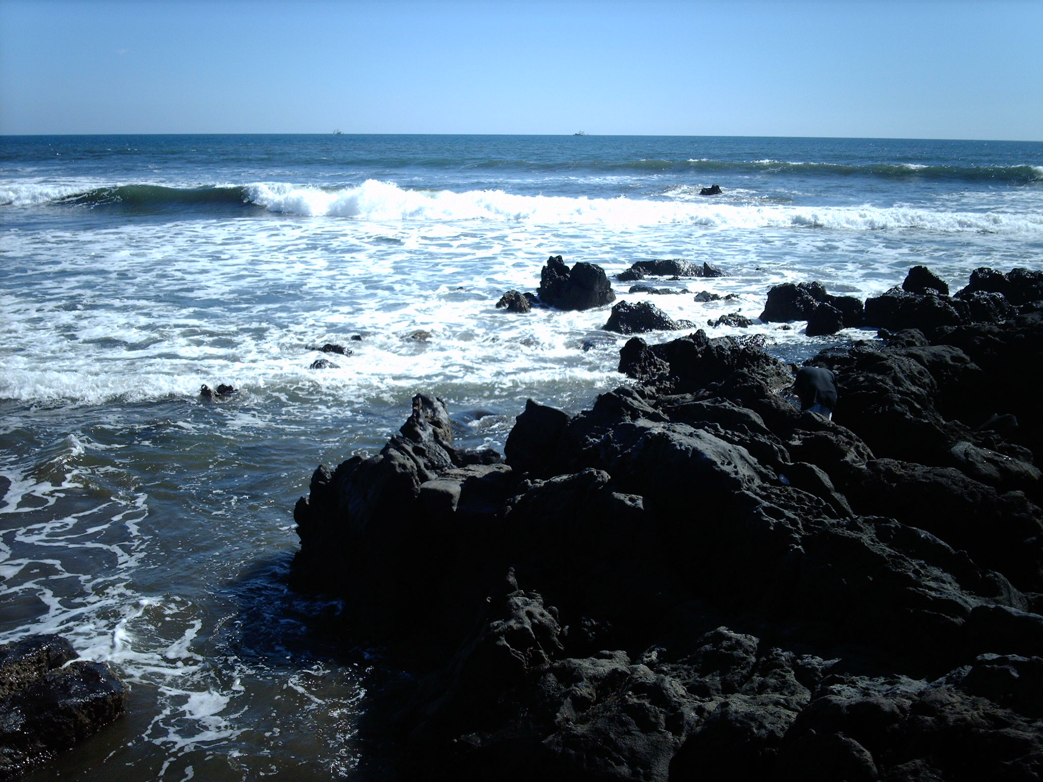 Image result for rocky beach