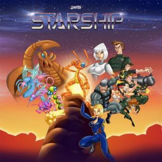 <i>Starship</i> (album) 2011 cast recording by StarKid Productions
