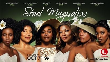 Steel Magnolias affiche