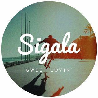 Sweet Lovin 2015 single by Sigala